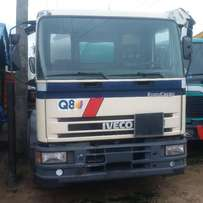 Iveco Eurocargo Truck. Diesel Carrier. Direct tokunbo