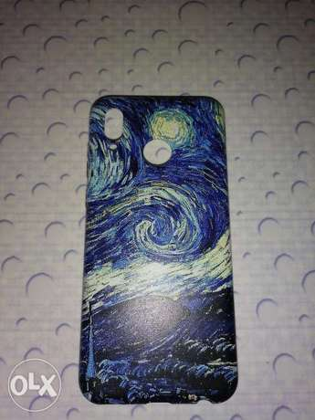 Honor play cover ( starry night)