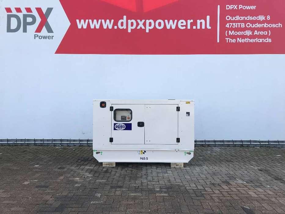 FG Wilson P65-5 - 65 kVA Generator - DPX-16006 - 2019