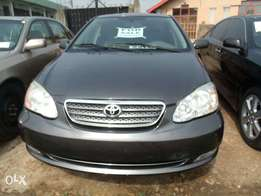 Toyota Corolla Foreign Used