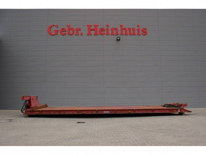 Goldhofer THP-ET 80 Tons Load! 25 CM! Greiner FBB 080-7 - 2006
