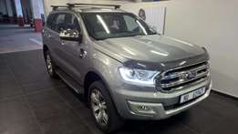 2016 Ford Everest 3.2 Limited 4x4 Auto with 28 000km