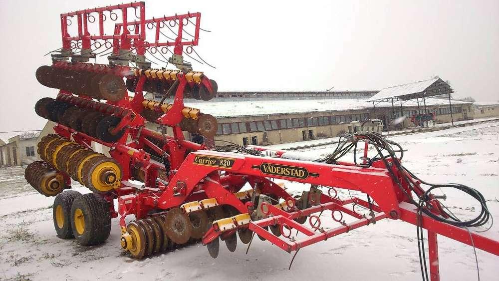 Väderstad Vaderstad Carrier 820 - 2010