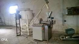 snack extruder 100 kg per hour capacity