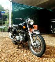 Royal Enfield Bullet Electra 350cc 4 sale/swop/trade-in: R35000