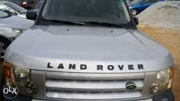 2007 Land Rover discovery LR3