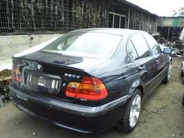 '02 BMW E46 320D - Stripping for Spares now! Call today!