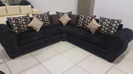 6 seater L-Shape couch BIANCA