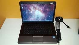HPintel corei3 4gb 500gb very clean with warranty at 18k