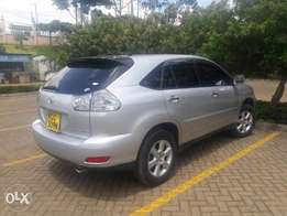 Toyota harrier kcc 2008
