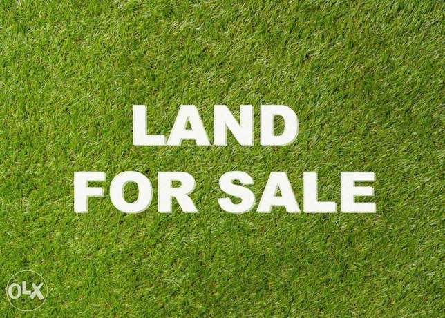 land for sale with old building hoch el harime