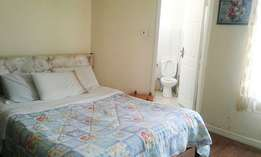 Furnished ensuite room in a shared apartment for rent Kilimani