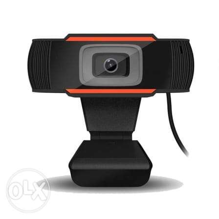 (1$=1500) 720P Webcam Hd with Mic
