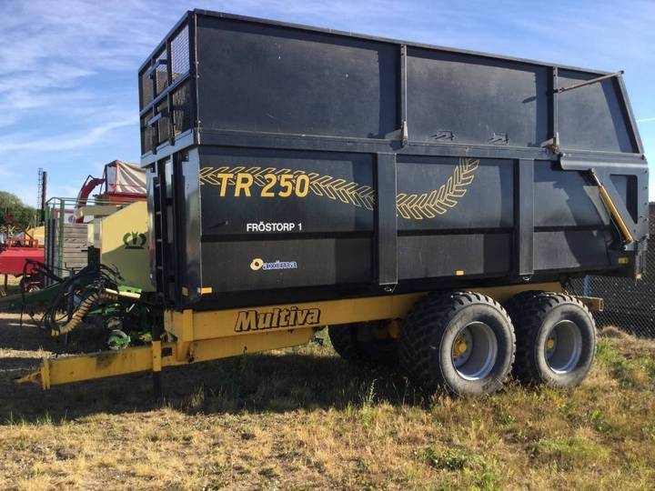 Multiva Tr 250 - 2016