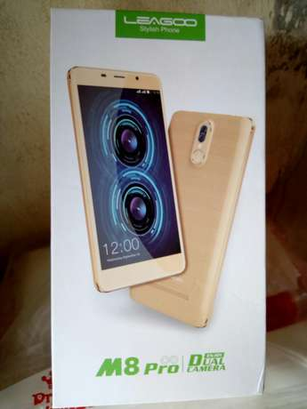Leagooa M8 Pro Smart Phone Oredo/Benin-City - image 1