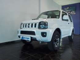 2017 Suzuki Jimny 1,3 4x4 manual for only R 224,990