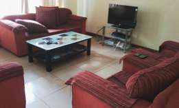 3 Bedroom fully furnished apartment, 2 ensuite, Westland av.To Let