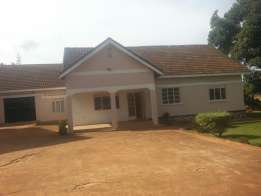 Full house for rent in kireka kamuli road