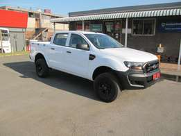2017 Ford Ranger 2.2 Tdi D/CAB with mags
