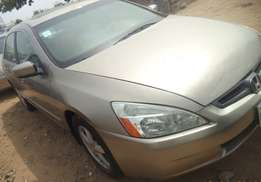 Fairely Used Honda Accord End Of Discussion 2005