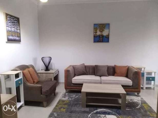 Brand new, modern 2BR furnished apartment for rent in umm al hasam