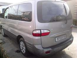 2007 foreign used Hyundai Bus (Manual Trans)