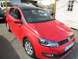 2013 polo 6 1.4 r-line in a good condition.