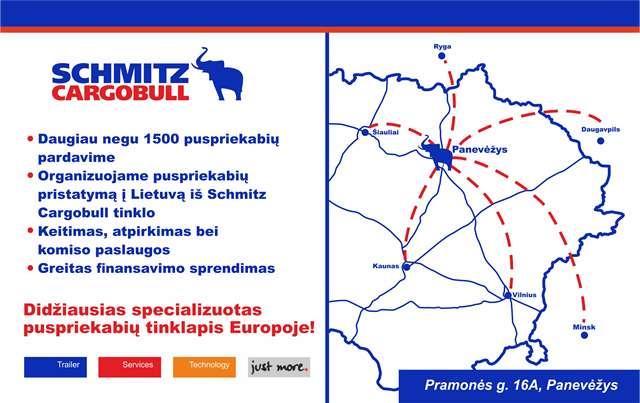 Schmitz Cargobull Semitrailer Curtainsider Standard - 2014 - image 16