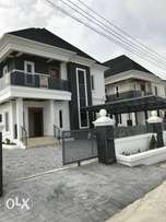 Newly built 5bedroom duplex for sale at Lekki county homes