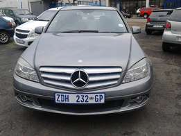 Merceedes C350 CDI 5 Door Model 2011 Coolour Grey Factory A/C & MP3 Pl
