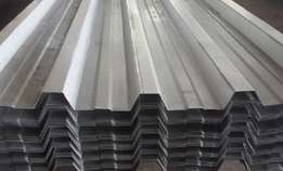 IBR roof sheeting for sale. R66 per meter (1 mm thick) Brand new.