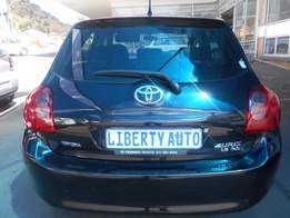 2009 Toyota Auris 1.8 RS 72,000 km Manual Gear 6 Speeds Hatch Back,