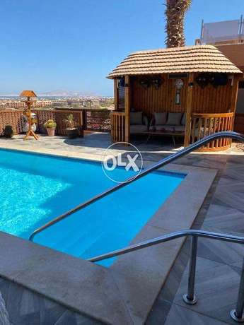 For Sale: Luxury villa 4 bedrooms with open sea view - Nabq Bay