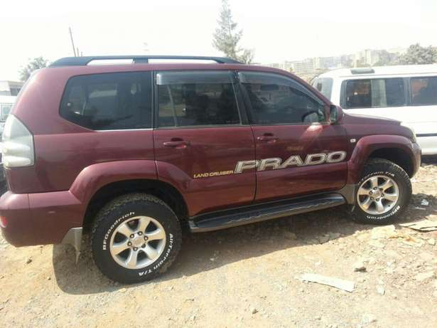 Toyota prado on sale. Quick sale with sun roof Donholm - image 2