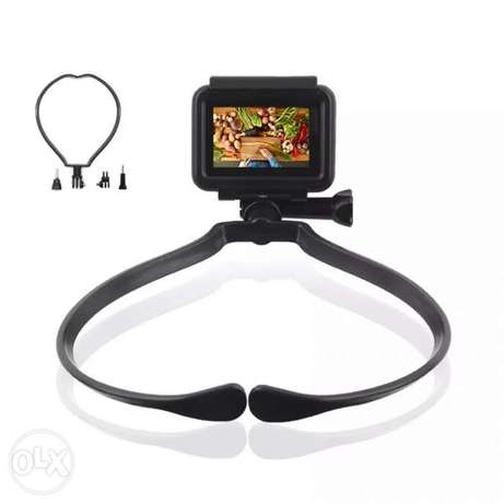 Neck Hold Mount Lanyard Strap for GoPro 8 7 6 5 4 3