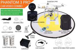 Professional Combo Factory Refurbished with DJI South Africa Guarantee