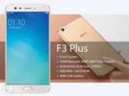 Selling Brand New Oppo F3 plus