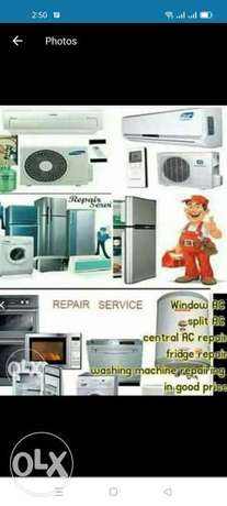 Air-condition service and maintenance