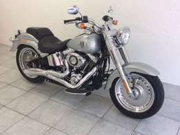 2014 Harley Davidson Fat Boy