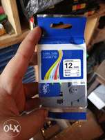 Tape printer labels brother TZ231