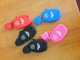 Mercedes benz key covers