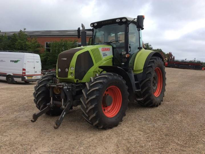 Claas 840  axion - 2007