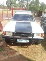 1978 Ford Cortina Bakkie With Canopy