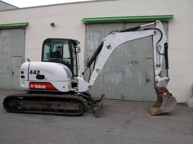 Bobcat X 442 A - 2006 - image 4