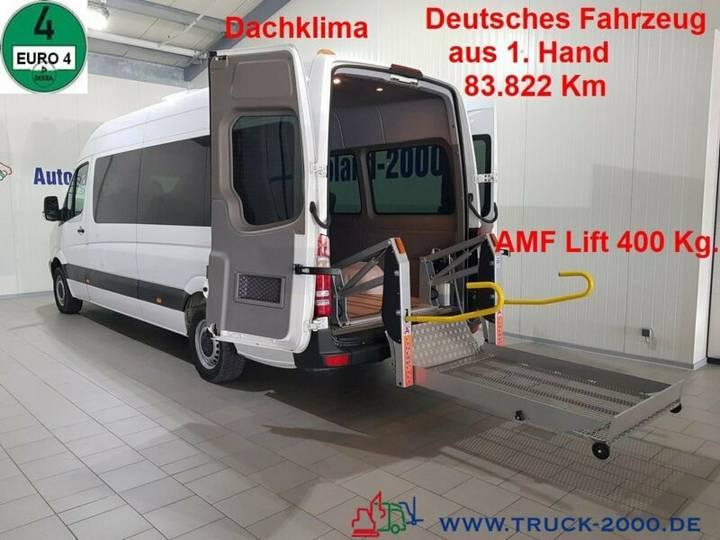 Mercedes-Benz 315 CDI/A 5x Rollstuhl + 7 Sitze el. Rampe Klima - 2008