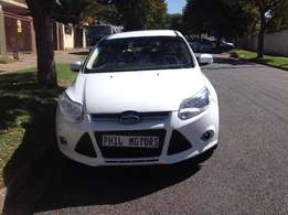 2013 Ford focus 1.6, mileage 71000 for sale