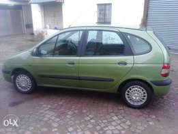 32 000 renault scenic /or swop for vw