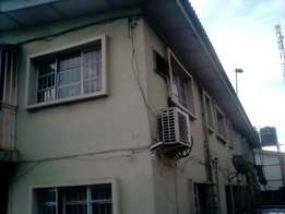 Golden house for sale at Ikeja for grab.