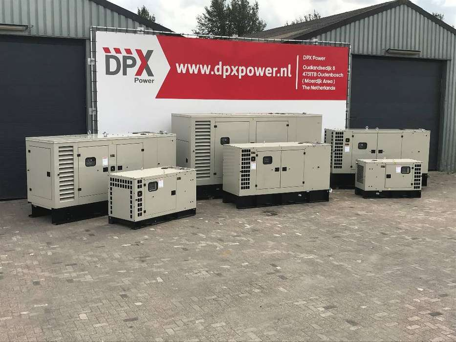 Doosan D1146 - 93 kVA Generator - DPX-15548 - 2019 - image 14
