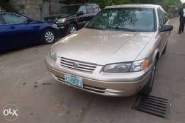 A month used Toyota Camry